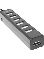Универсальный USB разветвитель Defender Quadro Swift