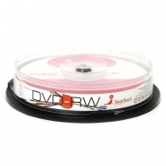 Диски Smart Track DVD-RW 4,7GB 4X CB/10