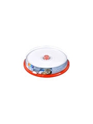 Диск DVD-R SmartTrack 4,7Gb 16x Printable cake 10