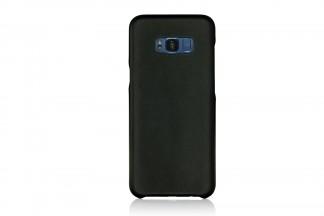 Клип-кейс для Samsung S8+ TPU шероховатый черный