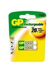 Аккумуляторы GP AAA1000mAh/2BL