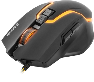 Мышь DEFENDER  Warhead GM-1750