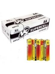 Батарейки АА VS R6/4SH Supercell