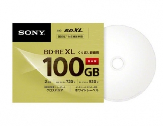 SONY BD-RE XL 100GB 2X