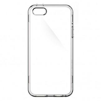 Клип-кейс для Apple iPhone 6/6S Plus, TPU прозрачный, Perfeo