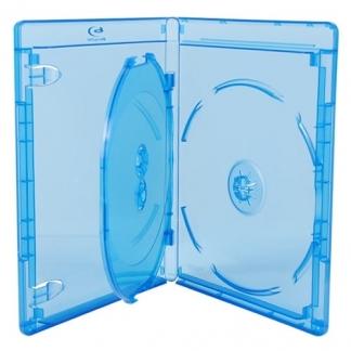 Коробка Blu-ray Box для 3 дисков.