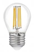 Лампа светодиодная SMART BUY FIL G45-5W-4000-E27