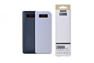 Аккумулятор портативный REMAX 20000 mAh PRODA POWER BOX