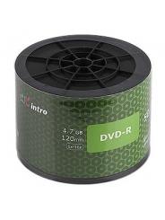 INTRO DVD-R 4,7GB 16Х SHRINK / 50