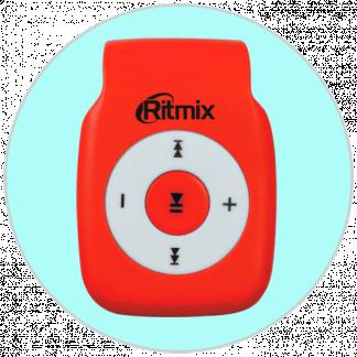 Плеер MP3 RITMIX RF-1015