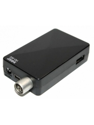 Ресивер эфирный цифровой DVB-T2 HD Эфир HD-502, блистер
