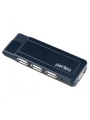 Perfeo USB-HUB 4 Port, (PF-VI-H021)