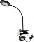 Настольная лампа Smartbuy SBL-DLCLIP-8-K